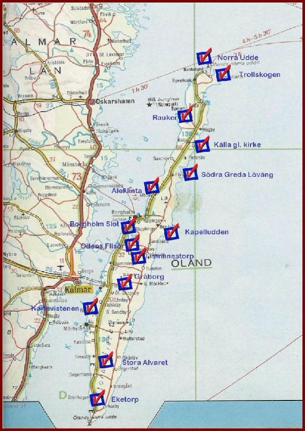landkort over danmark